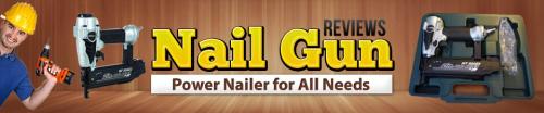 nail gun'