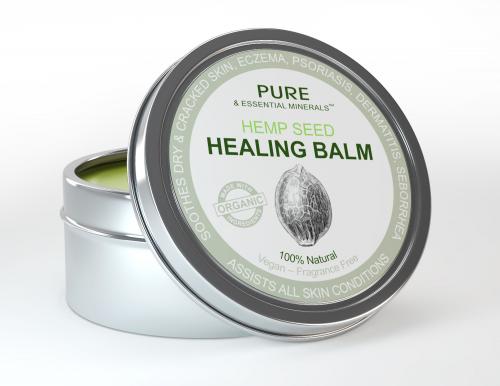 Hemp Seed Healing Balm Product Image'