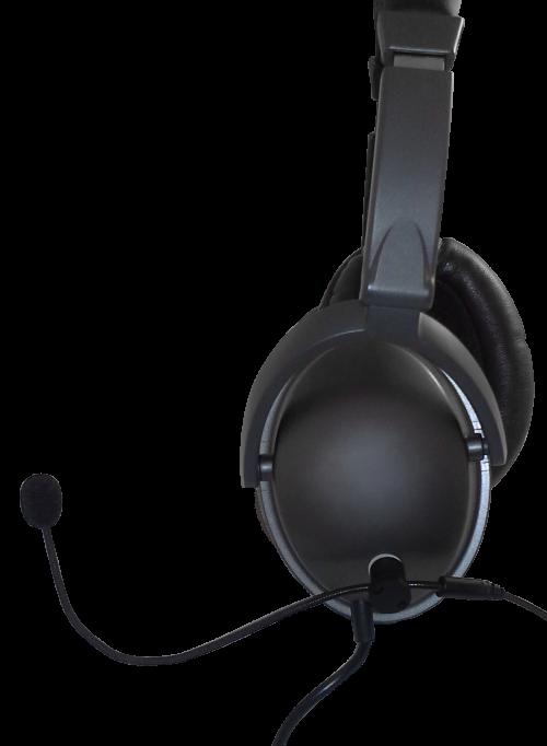 Moov Mic Headphone Microphone'