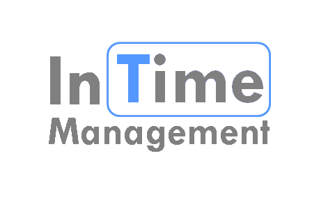 Logo for In Time Management'