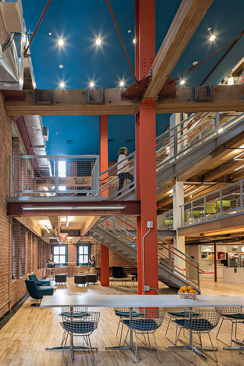 New LogMeIn HQ