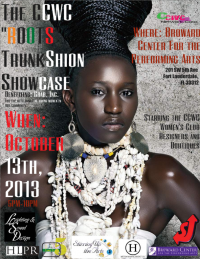 "The CCWC Network presents its City ""ROOTS"" Trunk"