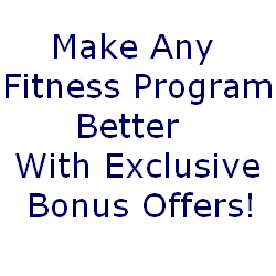 Fitness Bonus'