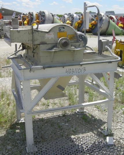 Used Plastics Equipment'