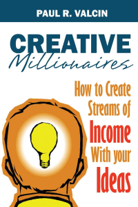 Cover of Creative Millionaires