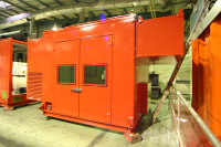 Modular Equipment Rooms