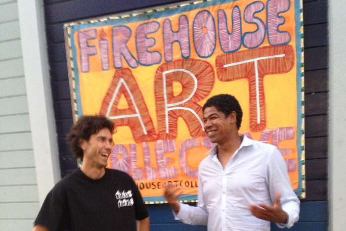 Joint Venture with Firehouse Art Collective