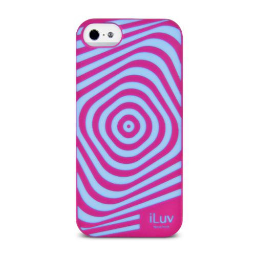 Aurora Illusion for iPhone 5s - Pink