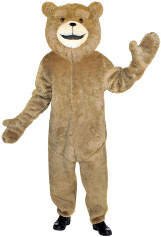 Ted the Bear Official Movie Costume