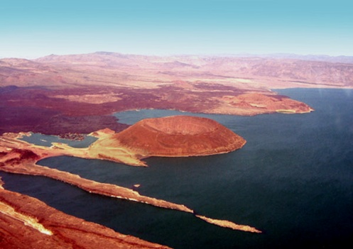Picture of Lake Turkana