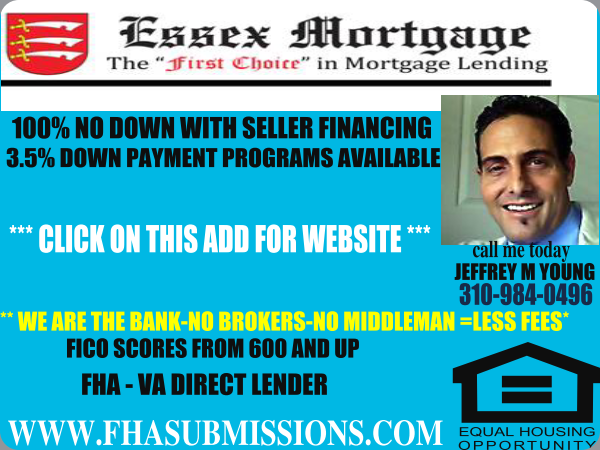 ESSEX MORTGAGE BANK Logo