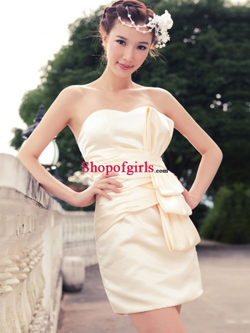 Gold Bridesmaid Dresses from Shopofgirls.com Now Available'