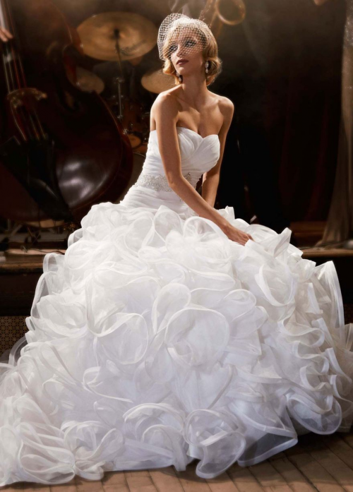 Trendy Quinceanera Dresses 2014 Collection Has Been Released'