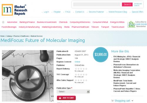 MediFocus: Future of Molecular Imaging'
