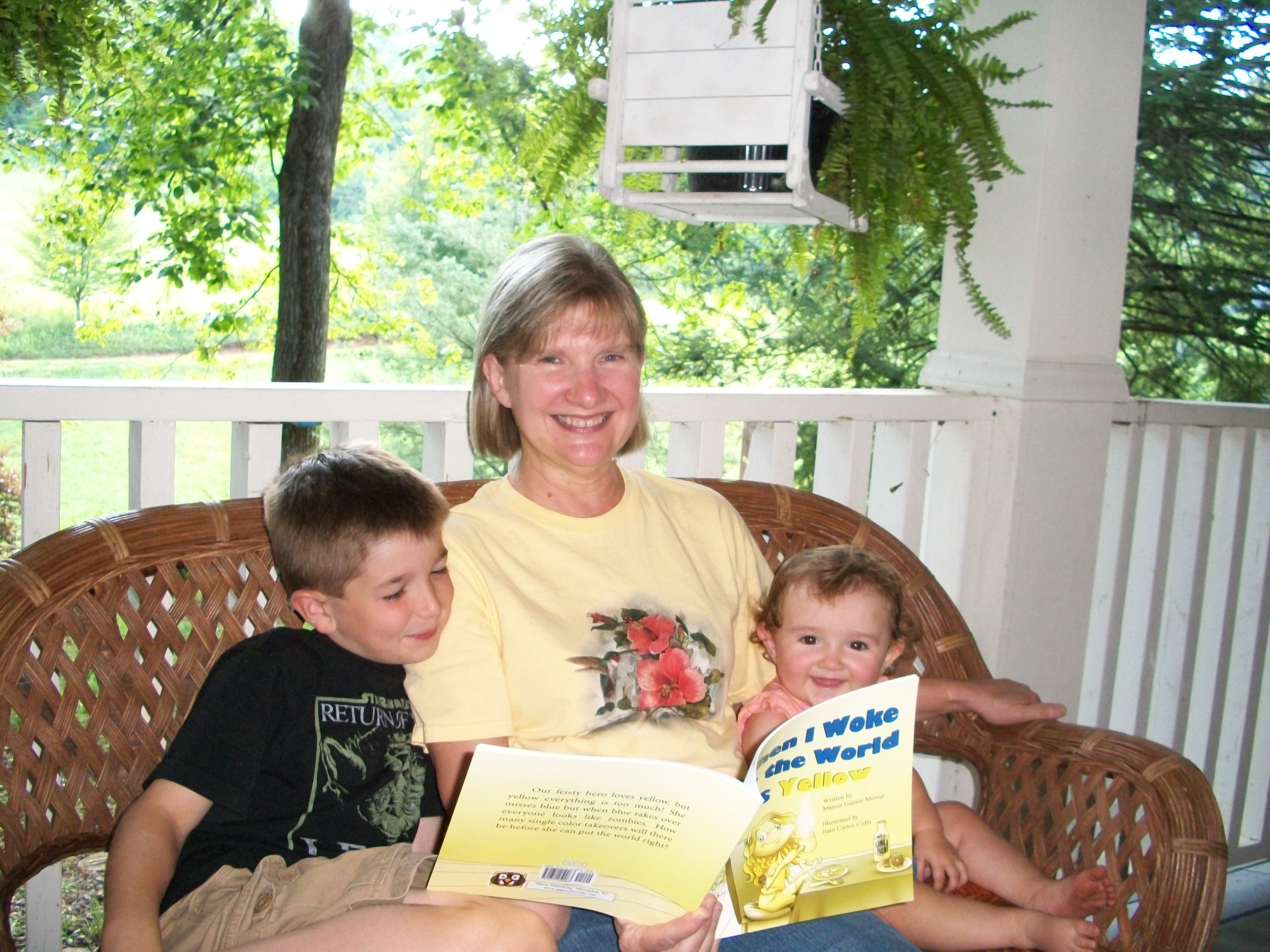 Author: Marcia Mercer with Children