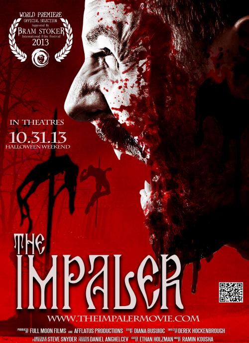 The Impaler Poster'