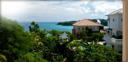 Jamaica villa'