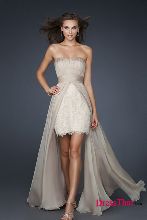 High-low Prom Dresses With Discounts Now Online At Dressthat'