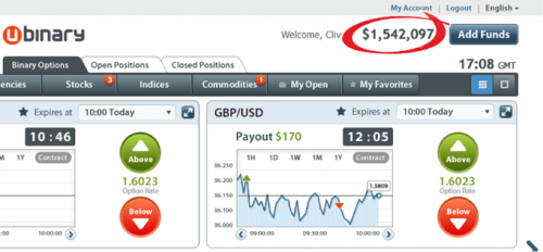 GSM Autobot Binary Options Trading System'