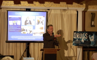 Dr. Bernard Fialkoff Presents Dental Implant / Bone Growth S'
