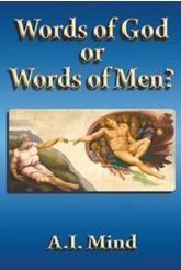 Words of God or Words of Men?'