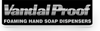 Vandal Proof Soap Dispenser'