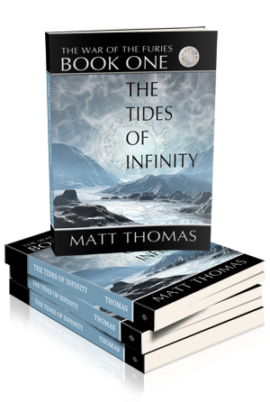 """NEW BOOK RELEASE - """"The Tides of Infinity"""" Book'"""