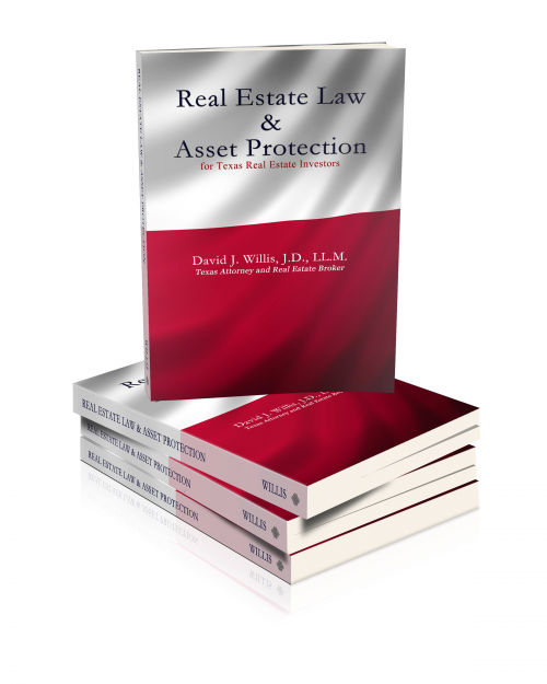 New Book Release - Real Estate Law & Asset Protection fo'