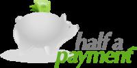 Half A Payment Logo