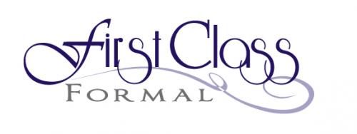 First Class Formal Logo'