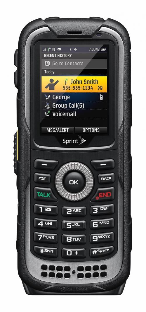 Kyocera DuraPlus Cell Phone'