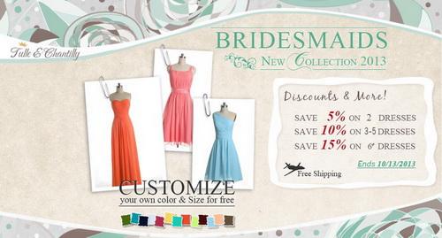 TulleandChantilly Bridesmaid Dresses'