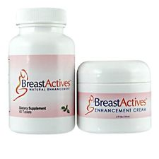 Breast Actives:'