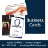 AG Design- Business Cards'