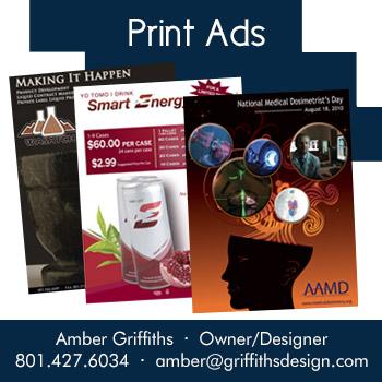 AG Design- Print ads'