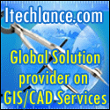 GIS/3D & CAD-based Services from iTechlance'