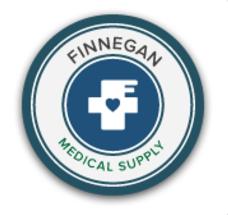 Company Logo For Finnegan Medical Supply'