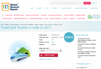 Travel and Tourism in India to 2017