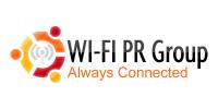 Wi Fi PR Group Logo