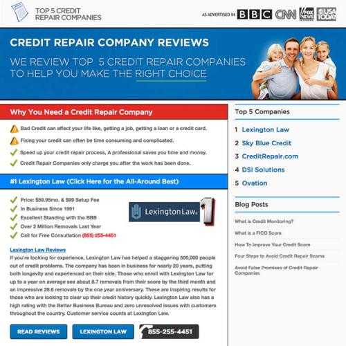 Credit-Repair-Companies.com'