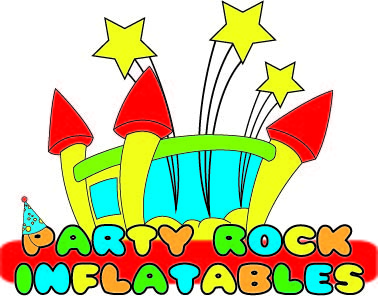 party rock inflatables'