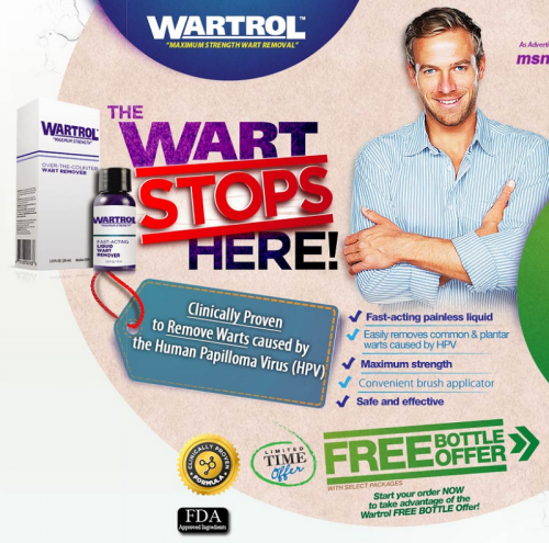 Warts Removal'