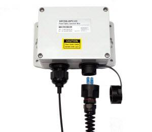 Fiber Optic Junction Boxes Protect Optical Links'