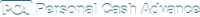 Personalcashadvance.com Logo