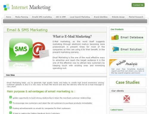 email marketing company chennai'