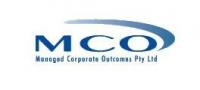 Company Logo For MCO Manage Corporate Outcomes'