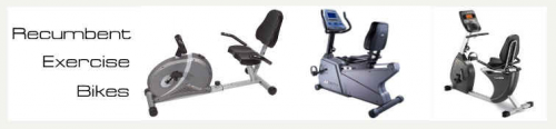 Recumbent Exercise Bikes'