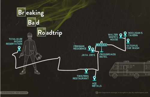 Breaking Bad Roadtrip'