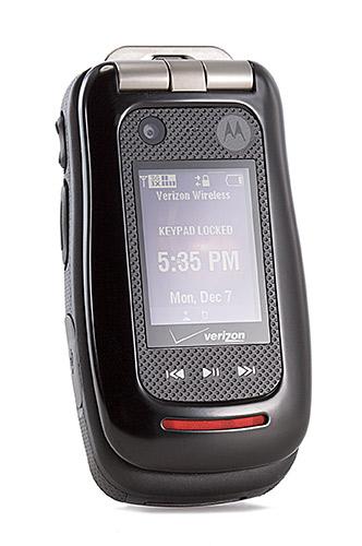 Motorola V860 Barrage'