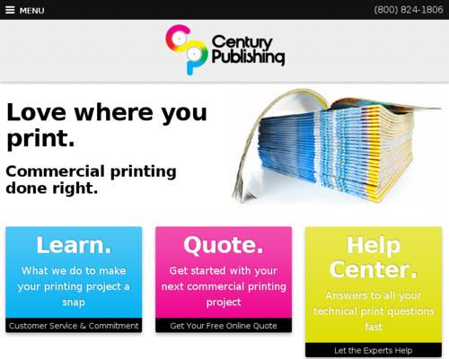 Century Publishing'